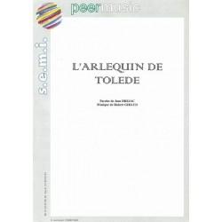L'ARLEQUIN DE TOLEDE