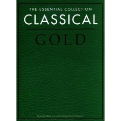 Partition GOLD ESSENTIAL COLLECTION PIANO
