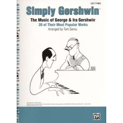 SIMPLY GERSHWIN 20 of Their Most Popular Works