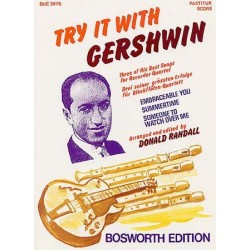 TRY IT WITH GERSHWIN