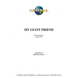 MY GIANT FRIEND