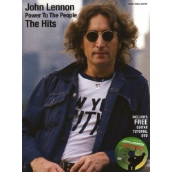 JOHN LENNON - POWER TO THE PEOPLE - THE HITS (+DVD)