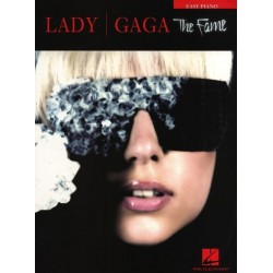 THE FAME MONSTER - EASY PIANO
