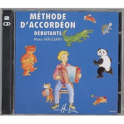 CD MÉTHODE D'ACCORDÉON VOL.1