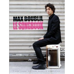 MAX BOUBLIL LE SONGBOOK