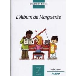 ALBUM DE MARGUERITE (20 pièces orig. compos. XXème Siècle)