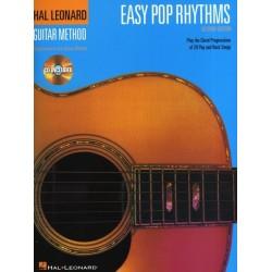 GUITAR METHOD : EASY POP RHYTHMS (+CD)