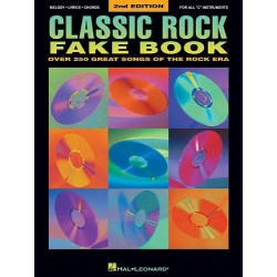 CLASSIC ROCK FAKE BOOK (2nd EDITION)