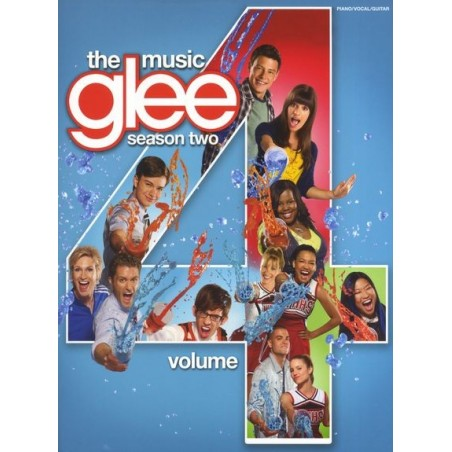THE MUSIC GLEE VOLUME 4 - SEASON 2