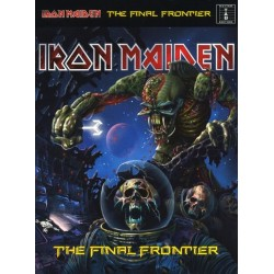 IRON MAIDEN : THE FINAL FRONTIER (TAB)