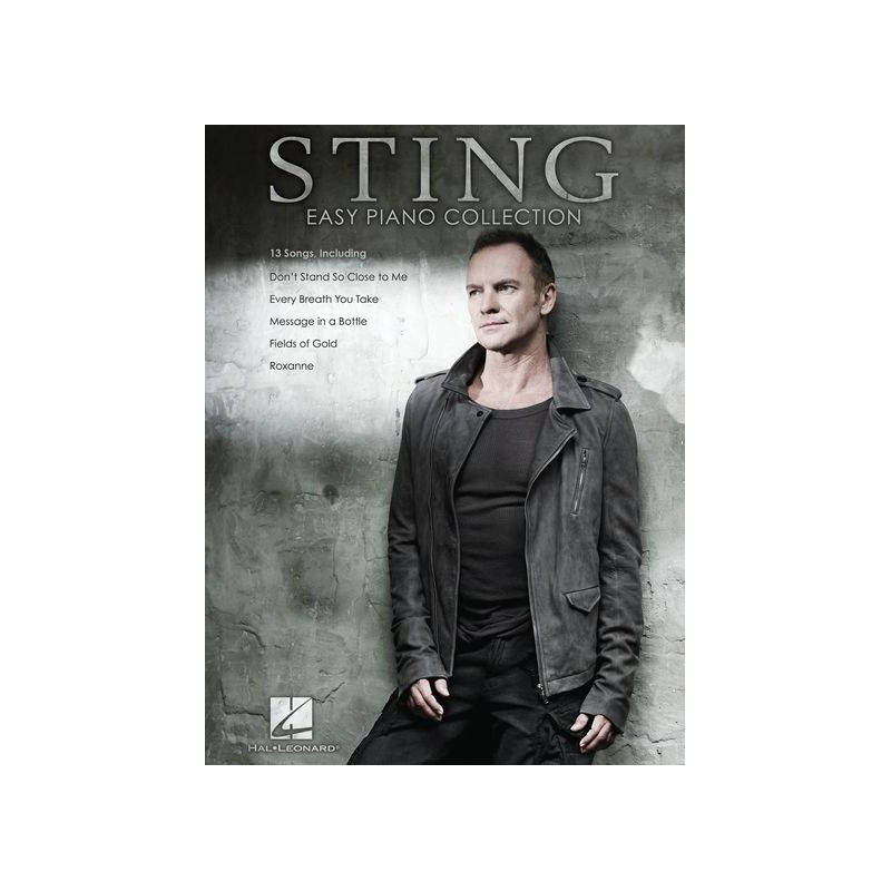 STING EASY PIANO COLLECTION