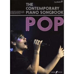 THE CONTEMPORARY PIANO SONGBOOK POP