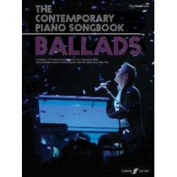THE CONTEMPORARY PIANO SONGBOOK BALLADS