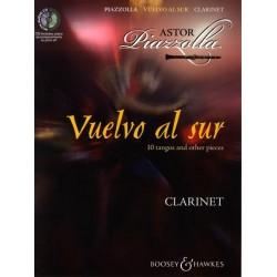 VUELVO AL SUR – CLARINET (+CD)