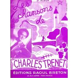 LES CHANSONS DE CHARLES TRENET – ALBUM N°3