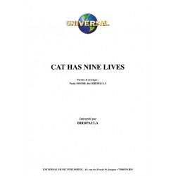 CAT HAS NINE LIVES