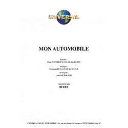 MON AUTOMOBILE