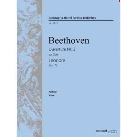 LEONORE N°3 Opus 72 - OUVERTURE (Contrebasse)