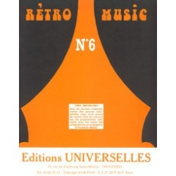 RÉTRO MUSIC N°6