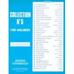 COLLECTION N°5 - 35 VALSES