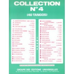 COLLECTION N°4 - 40 TANGOS