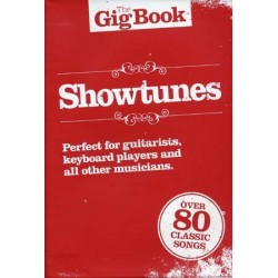 THE GIG BOOK - SHOWTUNES