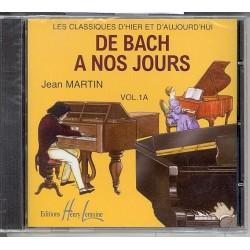 CD DE BACH À NOS JOURS VOL.1A