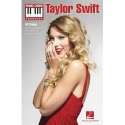 PIANO CHORD SONGBOOK : TAYLOR SWIFT