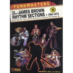 The Funkmasters : The Great James Brown Rhythm Sections 1960-1973 (+2CD)