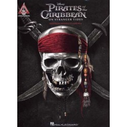 PIRATES OF THE CARIBBEAN - ON THE STRANGER TIDES (TAB)