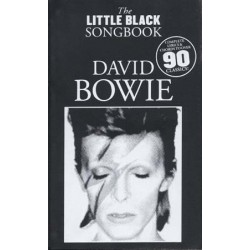 THE LITTLE BLACK SONGBOOK DAVID BOWIE