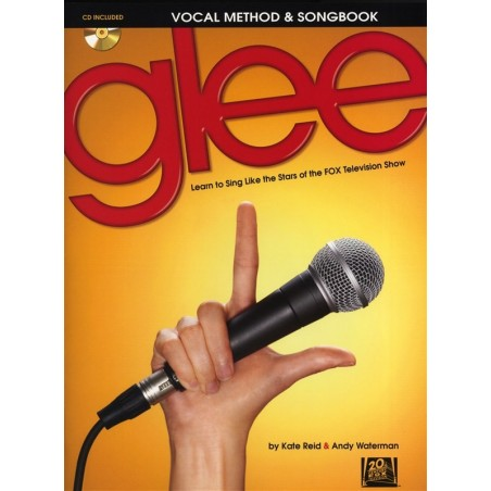 VOCAL METHOD & SONGBOOK GLEE (+CD)