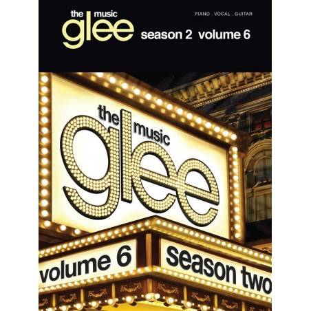 THE MUSIC GLEE VOLUME 6 - SEASON 2