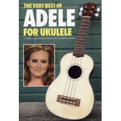 THE VERY BEST OF ADELE FOR UKULÉLÉ