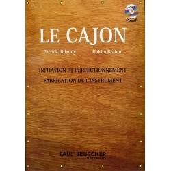 LE CAJON (+CD)