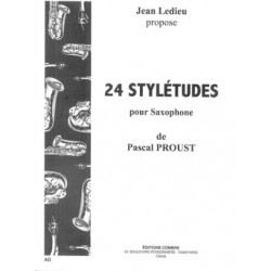 STYLÉTUDES (24)