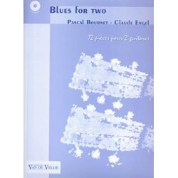 BLUES FOR TWO (+CD)