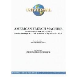 AMERICAN FRENCH MACHINE
