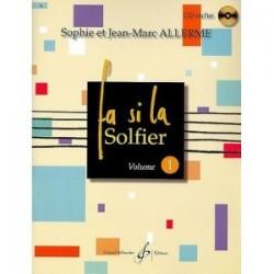 FA SI LA SOLFIER VOLUME 1 (+CD)