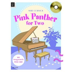 PINK PANTHER FOR TWO (+CD)