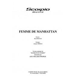 FEMME DE MANHATTAN