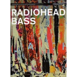 RADIOHEAD BASS - AUTHENTIC PLAY-ALONG (+CD)