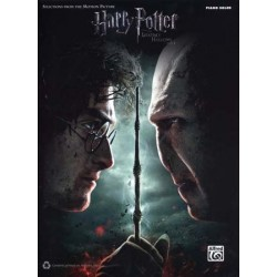 HARRY POTTER DEATHLY HALLOW PART.2 PIANO SOLOS