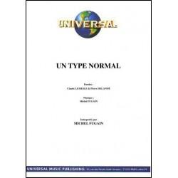 UN TYPE NORMAL
