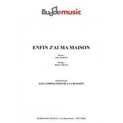 ENFIN J'AI MA MAISON