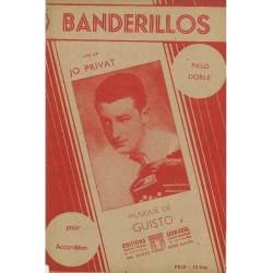 BANDERILLOS