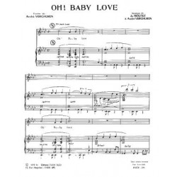 OH  BABY LOVE