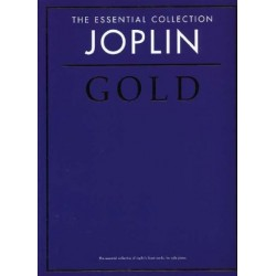 JOPLIN GOLD ESSENTIAL COLLECTION PIANO
