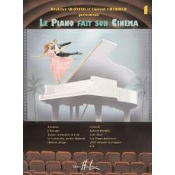 LE PIANO FAIT SON CINEMA Vol.1