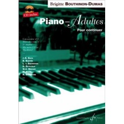 PIANO ADULTES POUR CONTINUER